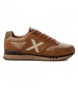 Deportivas para hombre Munich Premium 63 de color marrón al mejor precio en tu tienda de deportes online chemasport.es
