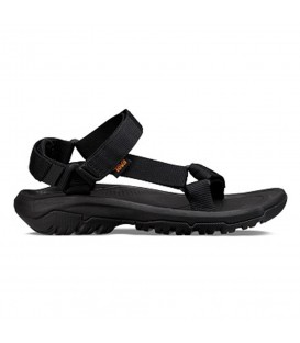 Sandalias de trekking y montaña para mujer Teva Hurricane W de color negro con tiras al mejor precio en chemasport.es