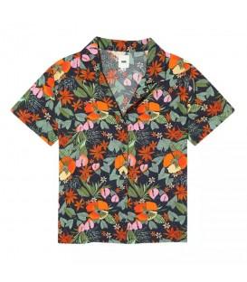 Camisa con botones para mujer Vans KA LANII con estampado floral al mejor precio en tu tienda de moda online chemasport.es