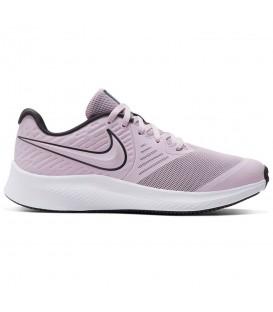 Deportivas de running para mujer Nike Star Runner 2 de color rosa al mejor precio en tu tienda de deportes online chemasport.es