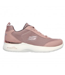 zapatillas skechers air dynamight para mujer en color rosa en tu tienda online chemasport.es