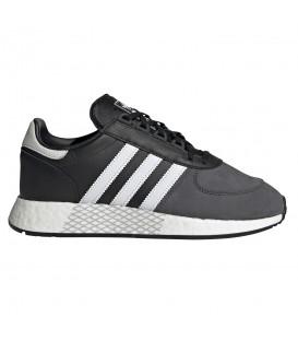 zapatillas adidas marathon tech para hombre en color negro al mejor precio