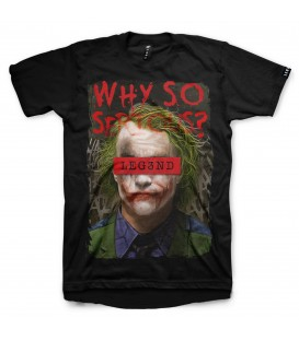 CAMISETA LEG3ND JOKER