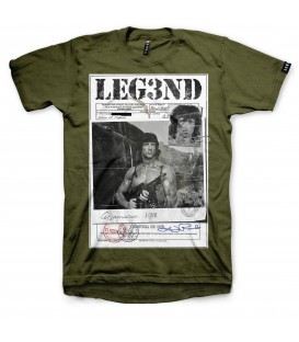 CAMISETA LEG3ND RAMBO