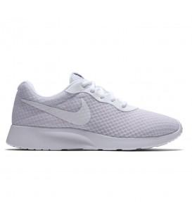 zapatillas nike tanjun en color blanco para hombre al mejor precioen tu tienda online chemasport.es