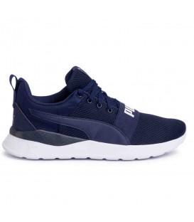 zapatillas puma anzarun en color azul marino para hombre al mejor precio