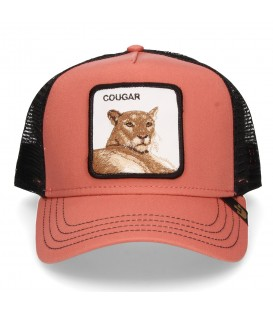 Gorra unisex ajustable Goorin Bros Cougar Town con parche de leona al mejor precio en tu tienda de moda online chemasport.es