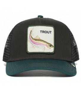 Gorra de animales Goorin Bros trucha al mejor precio en tu tienda de deportes online chemasport.es