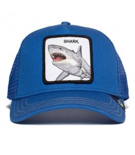 Gorra con animales ajustable Goorin Bros con tiburón al mejor precio en chemasport.es