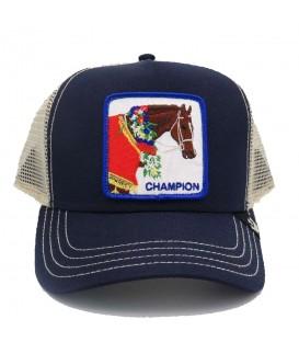 Gorra ajustable Goorin Bros con parche de caballo en la parte frontal al mejor precio en tu tienda de deportes online chemasport.es
