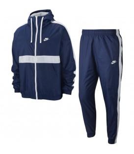 Chándal para hombre Nike Sportswear Suit de color azul al mejor precio en tu tienda de deportes online chemasport.es