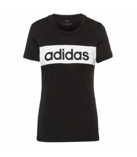 Camiseta para mujer de manga corta adidas W de color negro al mejor precio en tu tienda de deportes online chemasport.es