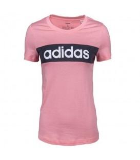 Camiseta para mujer adidas W TRFC de color rosa al mejor precio en tu tienda de moda online chemasport.es