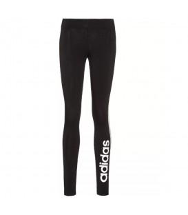 Mallas para mujer adidas W TRFC de color negro con detalles blancos al mejor precio en tu tienda de deportes online chemasport.es
