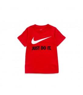 camiseta de nike haddad para niño en color rojo al mejor precio en tu tienda online chemasport.es