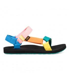 Sandalias para mujer Teva Original Universal multicolor al mejor precio en tu tienda de deportes de trekking online chemasport.es