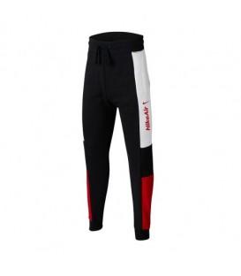pantalón nike air para niño en color negro con detalles en rojo al mejor precio en tu tienda de Pontevedra y en chemasport.es