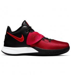 Zapatillas de baloncesto Nike Kyrie Flytrap III de color rojo al mejor precio en tu tienda de deportes online chemasport.es