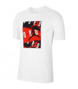 Camiseta para hombre Nike Jordan air de color negro con estampado de jumpman al mejor precio en tu tienda de deportes online chemasport.es
