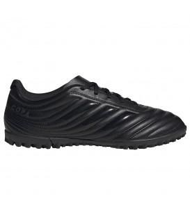 Deportivas de fútbol sala para hombre adidas Copa 20.4 TF de color negro al mejor precio en tu tienda de futbol sala online chemasport.es