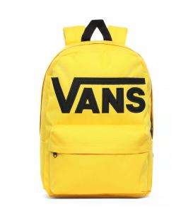 Mochila de colegio Vans Old Skool III de color amarillo unisex al mejor precio en tu tienda de mochilas baratas online Chema Sport
