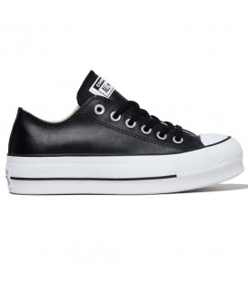 ZAPATILLAS CONVERSE CHUCK TAYLOR ALL STAR LIFT - OX PIEL