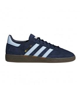 Disponibles las zapatillas adidas handball spezial en color azul marino en chemasport.es
