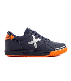 zapatillas munich g-3 profit de futbol sala para hombre en color azul marino disponibles en tu tienda online chemasport.es