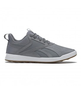 Disponibles las zapatillas reebok ever road dm en color gris para hombre en chemasport.es