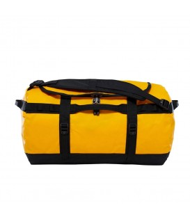 Compra el bolso the north face base camp duffel talla s en color mostaza en chemasport.es