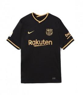 Camiseta nike segunda equipación fc barcelona 2020/21 ya disponible online en chemasport.es