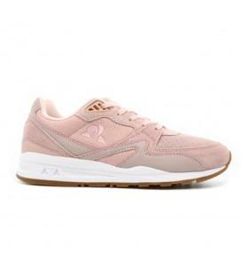 Compra las zapatillas le coq sportif r800 para mujer en color rosa en la tienda online chemasport.es