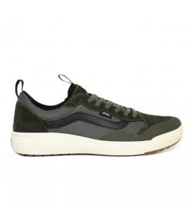 zapatillas vans ultrarange exo en color verde al mejor precio