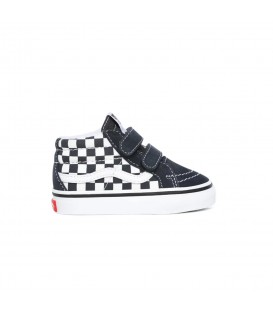 ZAPATILLAS VANS CHECKERBOARD SK8-MID