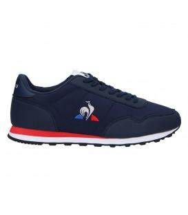 Las zapatillas le coq sportif astra sport en color azul marino para hombre en la tienda online chemasport.es