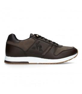 Las zapatillas le coq sportif jazy classic automne en color marron para hombre en la tienda online chemasport.es