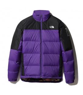 Cazadora the north face diablo en color violeta para hombre en tienda física y online chemasport.es