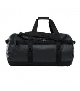 Bolso the north face base camp duffel talla m en color negro, mochila convertible, en la tienda online chemasport.es