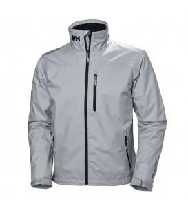 compra la cazadora helly hansen crew midlayer para hombre en color gris en tu tienda online chemasport.es
