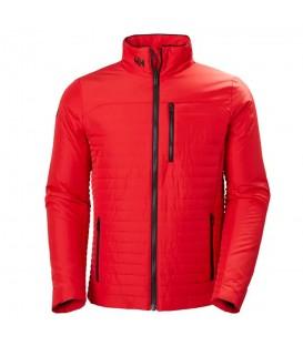 cazadora helly hansen insulator en color rojo para hombre en tu tienda online chemasport.es