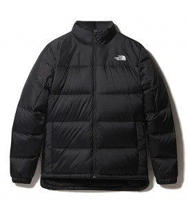 cazadora the north face diablo en color negro para hombre disponible en la tienda online chemasport.es