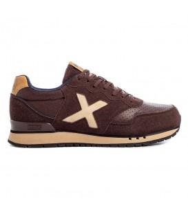 Zapatillas munich dash premium 70 para hombre en color marron disponibles en tu tienda online chemasport.es