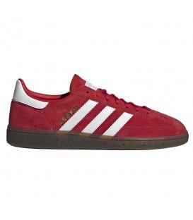 zapatillas adidas handball spezial en rojo para hombre y mujer en la tienda online chemasport.es