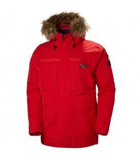 cazadora helly hansen coastal 2 para hombre en color rojo en la tienda online chemasport.es