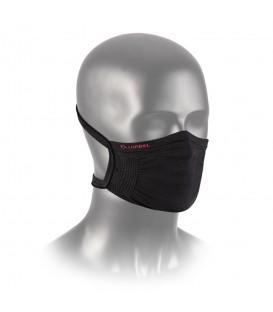 Mascarilla higienica lurbel faz sport unisex en color negro en la tienda online chemasport.es