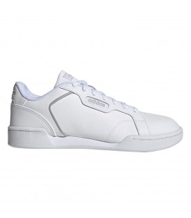 zapatillas adidas roguera unisex en color blanco disponible en la tienda online chemasport.es