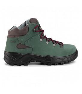 botas chiruca panticosa para mujer en color gris verdoso en la tienda online chemasport.es
