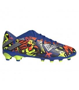 Botas de futbol adidas nemeziz messi 19.3 mg junior con estampado en la tienda online chemasport.es