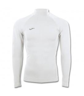 Camiseta joma brama classic para niño en color blanco disponible en la tienda online chemasport.es