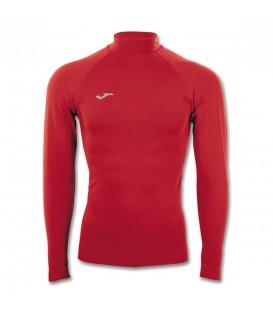camiseta joma brama classic de manga larga para niños en color rojo en la tienda online chemasport.es